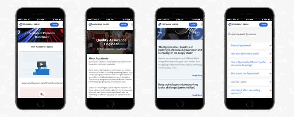 Payment Gateway Solution-Mobile-App