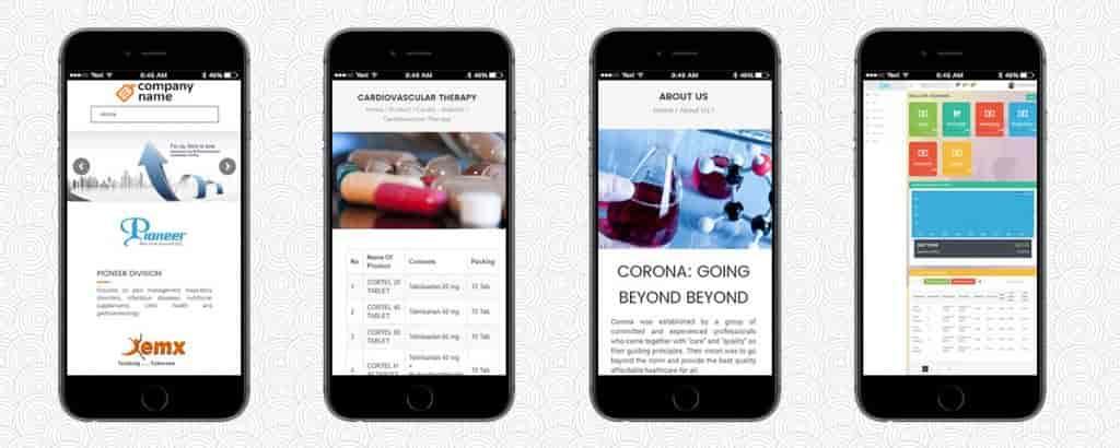 SaaS based ERP Application-App-Mobile