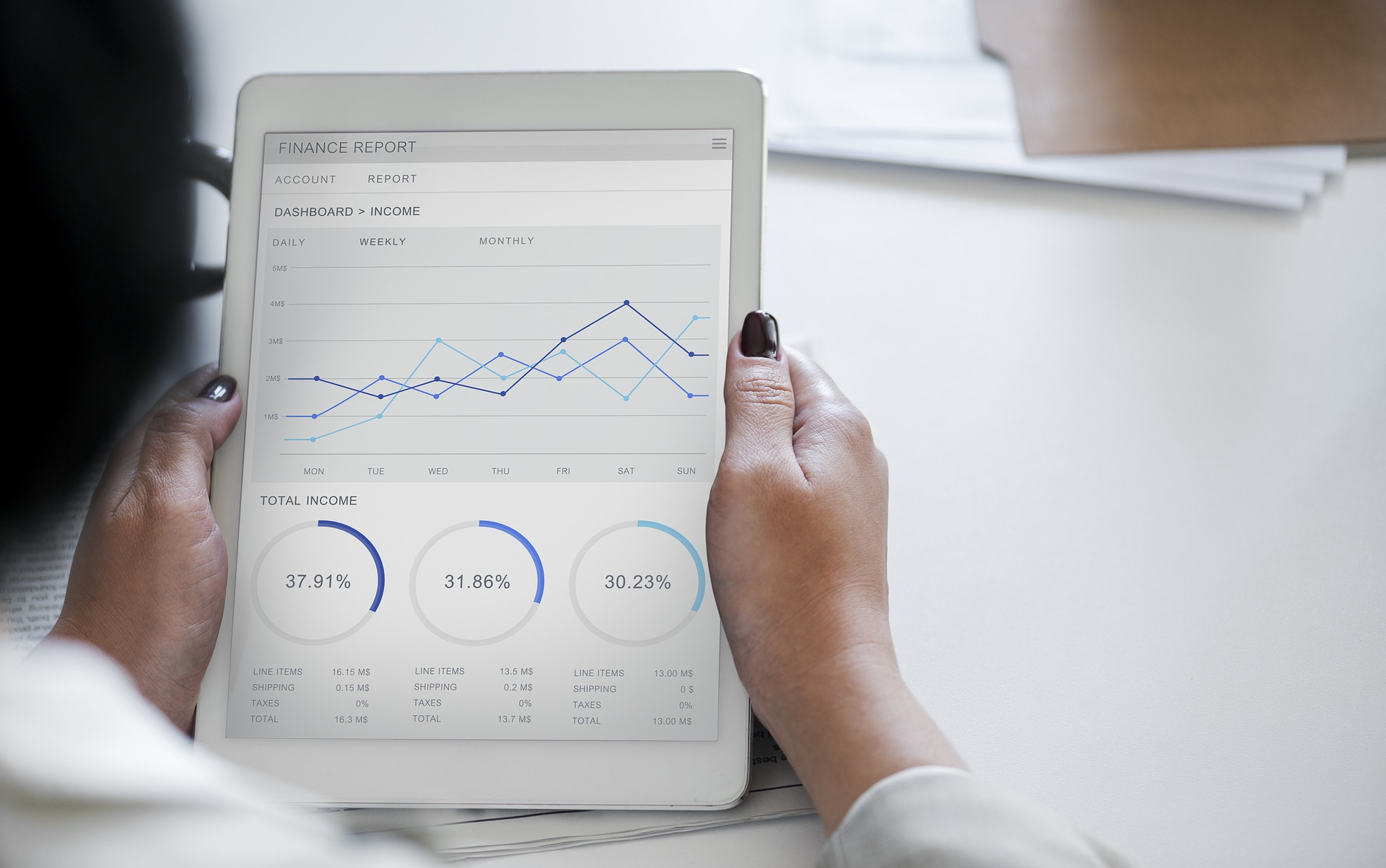 Business Intelligence Solution changing Banking & Financial Industry