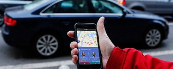 Valet Car Parking Finder Application