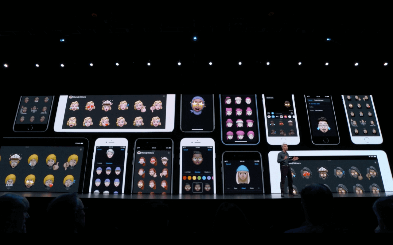 Apple iOS 13-Memoji