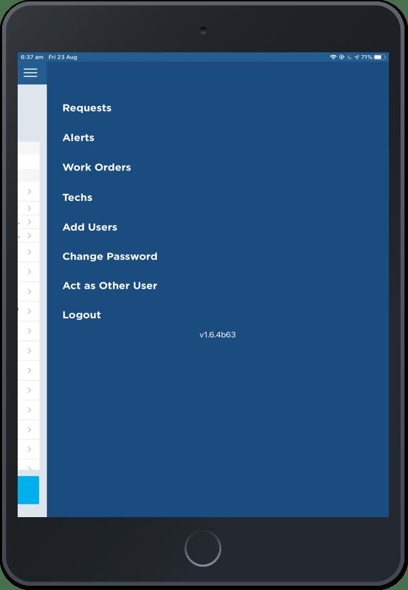 Work Order Management System_Setting